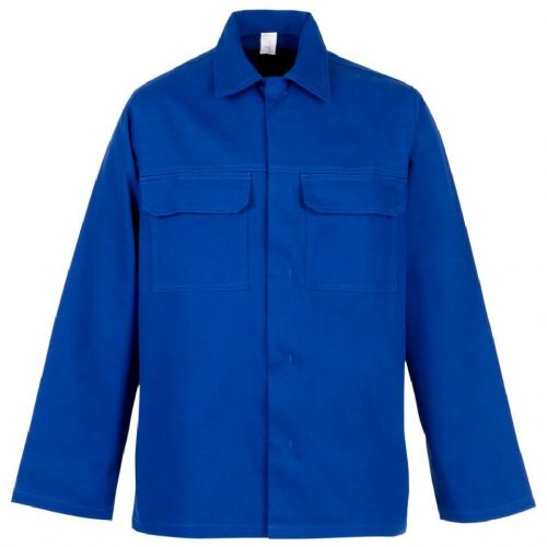 Supertouch Weld-Tex Blue Flame Retardant Jacket
